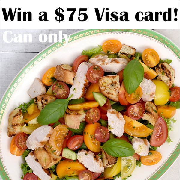 $75 Visa Gift Card (CAN, 7/27)