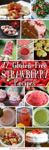 27 gluten-free strawberry recipes for Strawberry Month