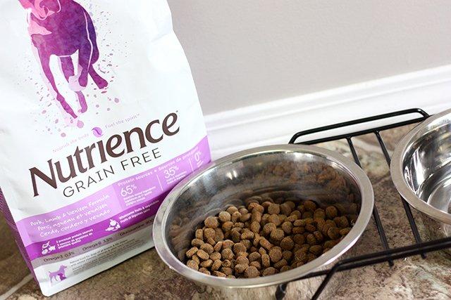 Nutrience Grain Free Dog Food - Pork, Lamb, & Venison Formula