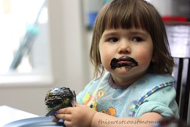 The price of black frosting!
