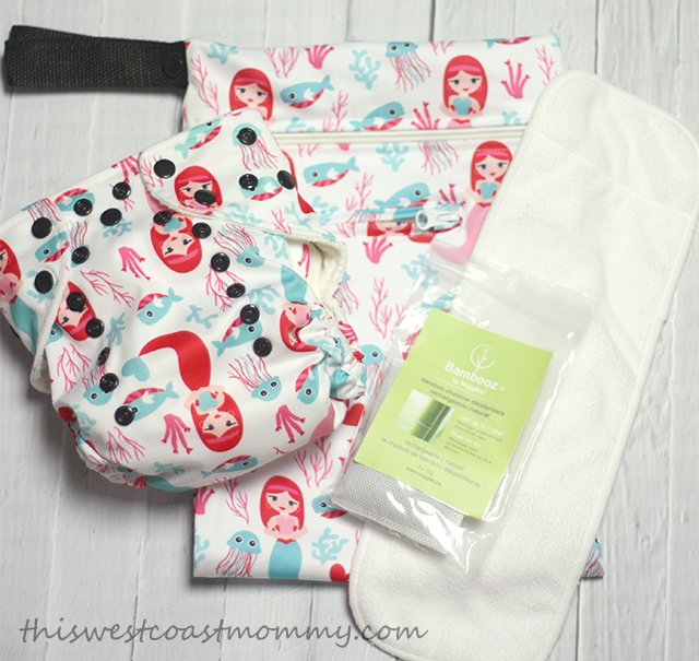 Nuggles Cloth Diapering Package