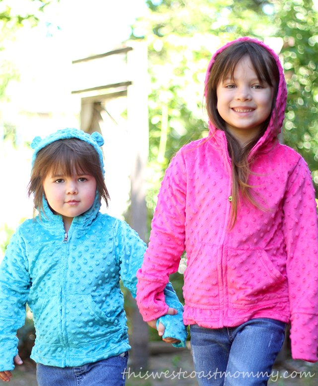 Bubble hoodies for back to school