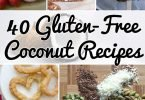 40 Gluten-Free Coconut Recipes
