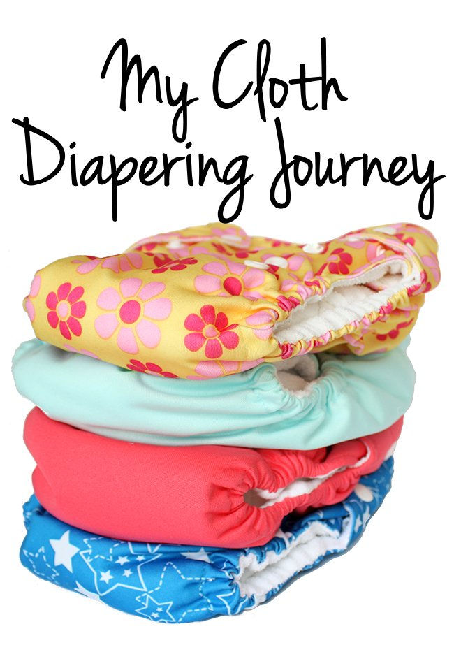 My Cloth Diapering Journey