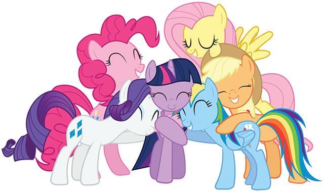 My Little Pony Friendship Day