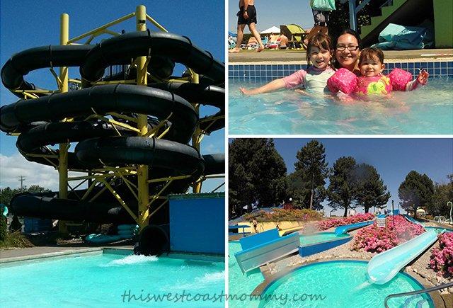 Splashdown Park in Tsawwassen, BC