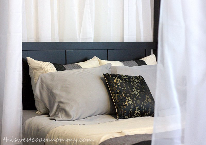 Stay cool with Cariloha bamboo resort sheets