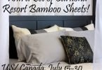 Win a Set of Cariloha Resort Bamboo Sheets {Giveaway Closed}