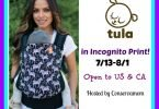 Win a Tula Baby Carrier! {Closed}