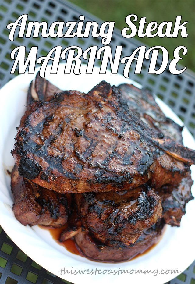 Make This Simple And Delicious Marinade Right In The Freezer Bag For Tender Juicy