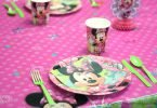 It's a Minnie Mouse Party from Apples and Bananas