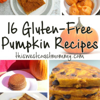 16 gluten-free pumpkin recipes