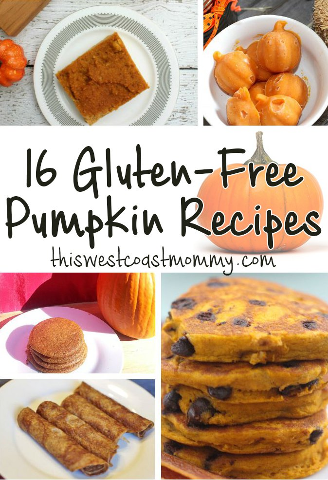16 gluten-free pumpkin recipes perfect for fall