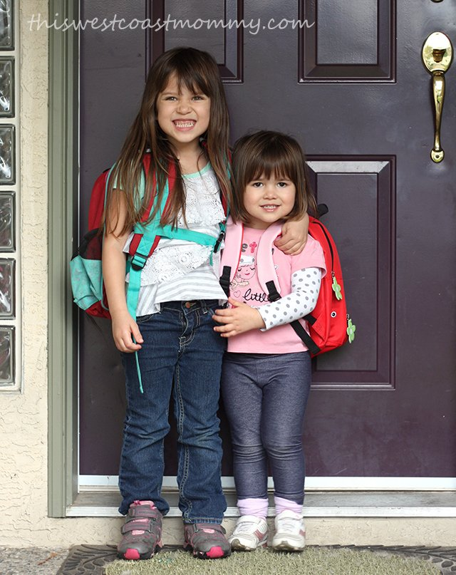 1st day of school 2015