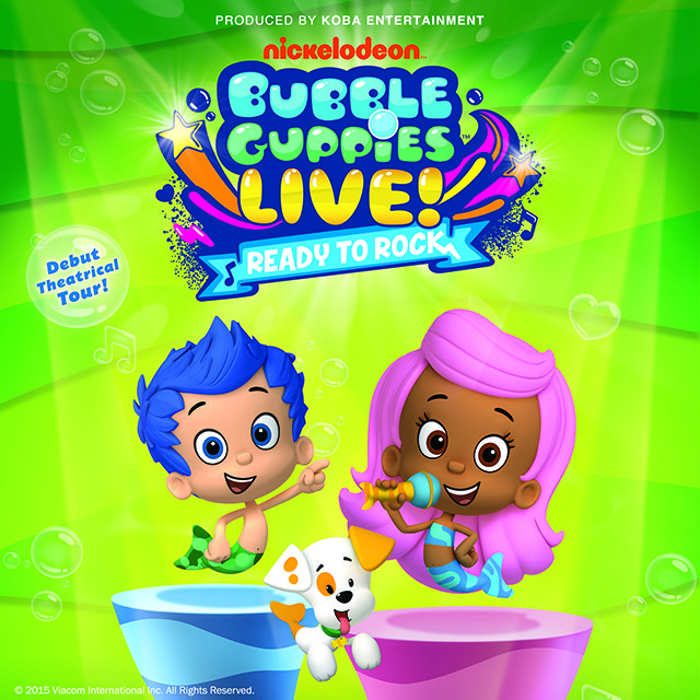 Bubble Guppies Ready to Rock