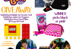 Win a BubbleBum Booster & Lego Prize Package! {Giveaway Closed}