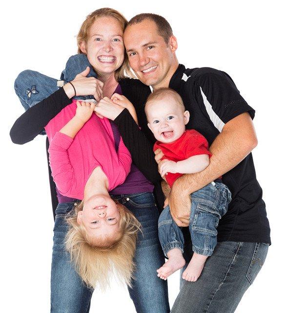 Bumbini family photo