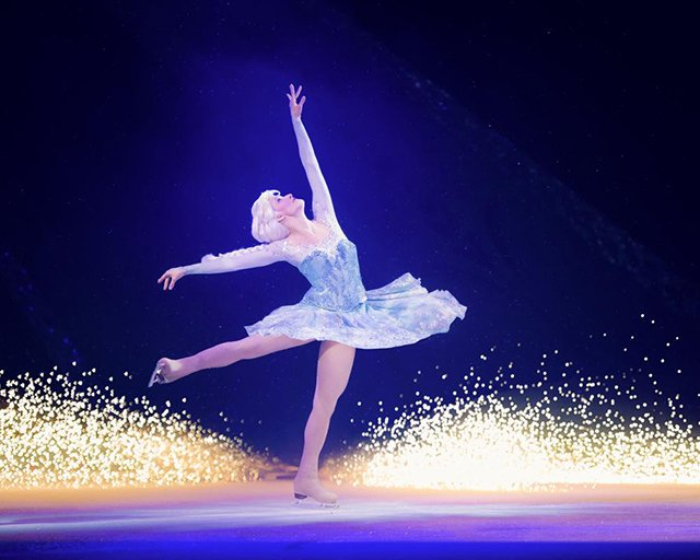 Disney On Ice presents Frozen - Elsa