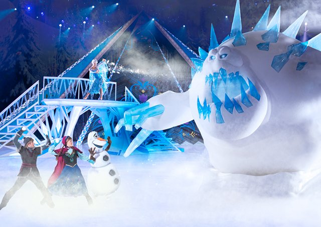 Disney On Ice presents Frozen - Marshmallow