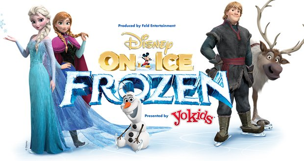 Frozen on Ice logo