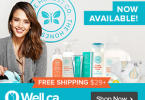 The Honest Company Is Now Available at Well.ca #HonestAndWell
