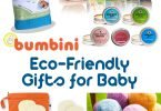 5 Eco-Friendly Gift Ideas for Baby from Bumbini #TWCMgifts
