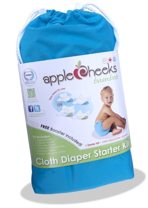 AppleCheeks starter kit