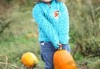 A Perfect Day at the Pumpkin Patch