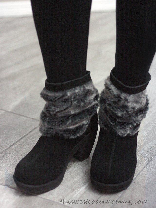 Skechers Disco Bunny boots