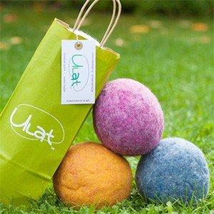 Ulat dryer balls