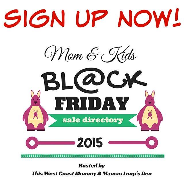 Black Friday Sale Directory 2015