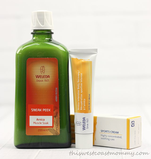 Arnica collection