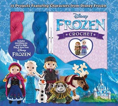 Disney Frozen Crochet gift set