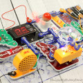 Elanco Snap Circuits Arcade project