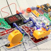 Elanco Snap Circuits Arcade project