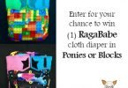 Win a RagaBabe Cloth Diaper! {Closed}