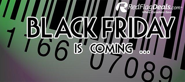 RedFlagDeals Black Friday