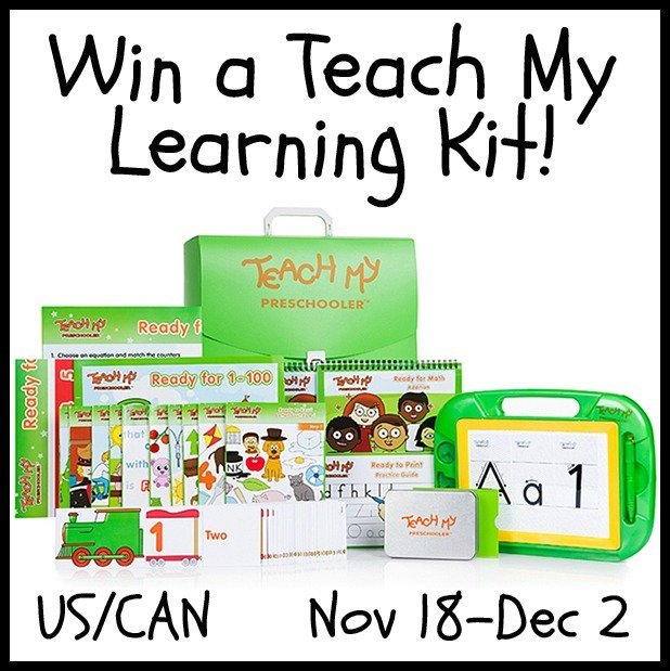 Teach Your Child In 20 Minutes A Day With Teach My Learning Kits