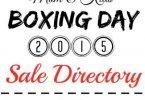 Boxing Week 2015 Cloth Diaper and Babywearing Sales