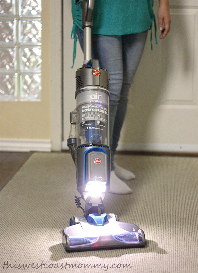 How My Hoover Air Cordless Is Making Me A Better