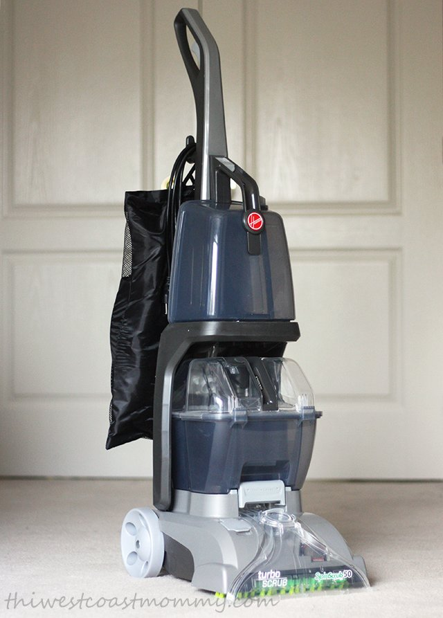 hoover turbo scrub