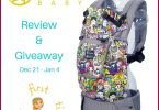 Win a LÍLLÉbaby Complete or CarryOn Baby Carrier in Tokidoki Iconic! {Closed}