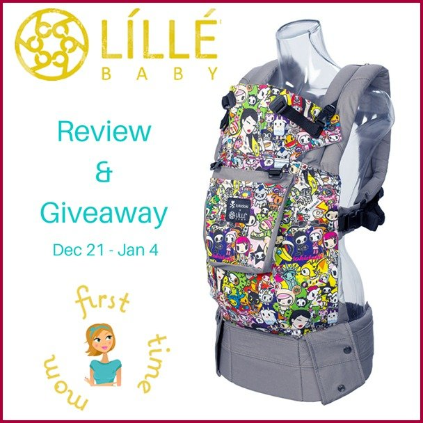 Win a LÍLLÉbaby Complete All Seasons or CarryOn in the new Tokidoki Iconic print (US/CAN, 1/4)