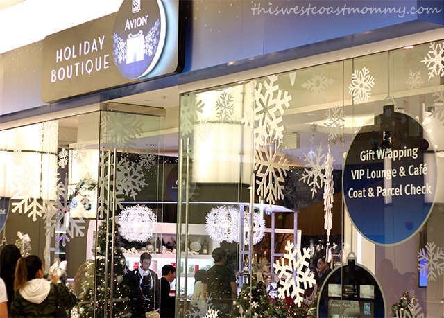 RBC Avion Holiday Boutique