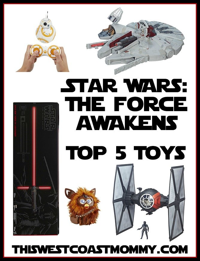 There's a reason Hasbro has been a leader in toys for generations! Take a look at all the coolest Star Wars toys from Hasbro this holiday season just in time for the release of Star Wars: The Force Awakens.
