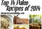 Top 14 Paleo Recipes of 2014