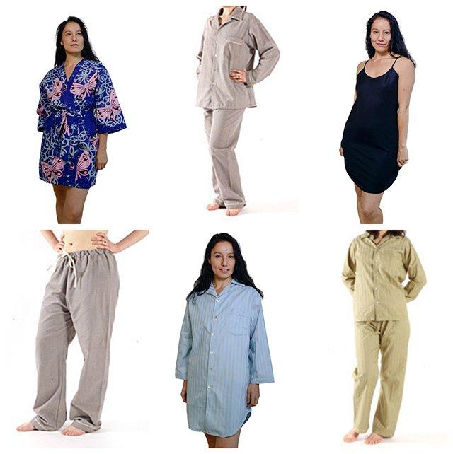 organic sleepwear
