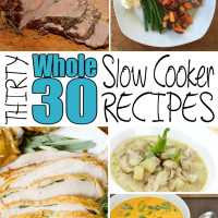 30 Whole 30 slow cooker recipes