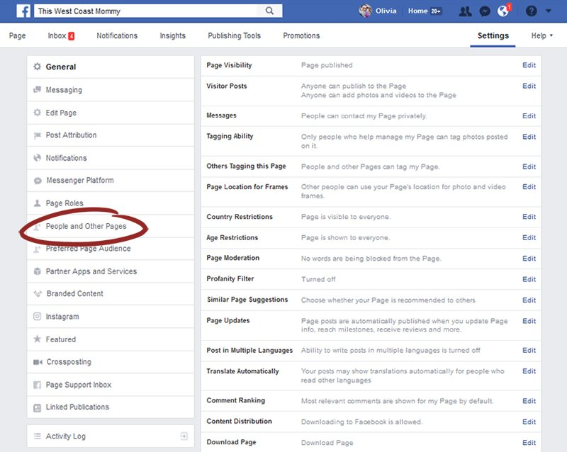 how to know if someone is following you on facebook