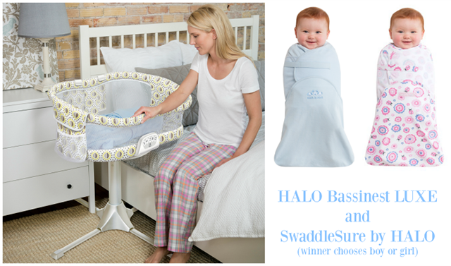 HALO Bassinest SwaddleSure